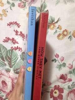 [BUNDLE] David Levithan books