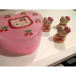 Hello Kitty Stamp Chop with Box