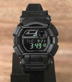 Best Selling Casio 100% Authentic Gshock Bullsbar Series GD400MB GD400 With FREE DELIVERY Unisex Black