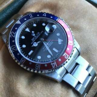 Want to buy rolex gmt 16700 16710