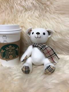 Burberry Cashmere Thomas Jointed Bear