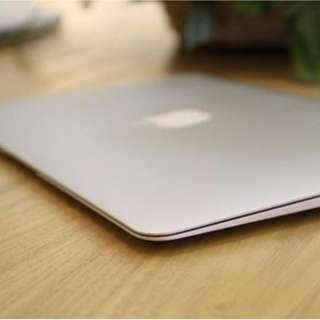 Macbook air 13 inch used only for 3 months but bought 11 months back