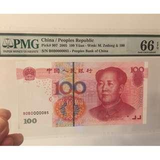 人民幣收藏
