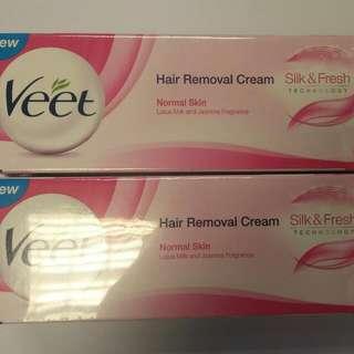 Veet Hair Removal Cream 100ml