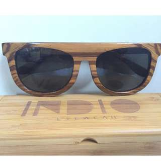 Wood Sunglasses (Indio Eyewear)