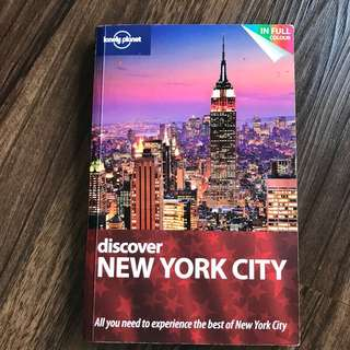 Lonely Planet NYC