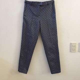 Topshop Printed Jeans