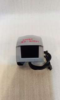 MERCEDES W204 REAR CAMERA MONITOR