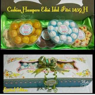 Hampers Kue Kering Lebaran (Premium Taste)
