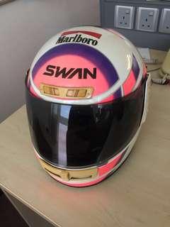 Helmet swan full face