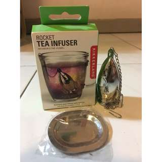 Hadiah Unik, Rocket Tea Infuser