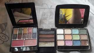 Eyeshadow and Eyebrow Palette Bundle