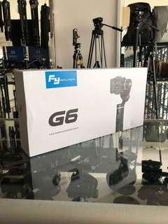 Feiyu Tech G6 3axis handheld Gimbal