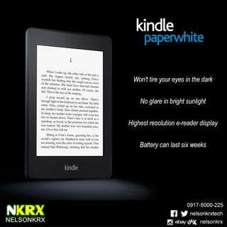 Amazon Kindle Paperwhite US Version