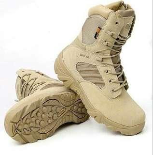 Sepatu import delta 8inc