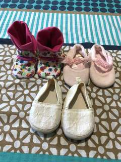 Baby Shoes 3-6 months (Free Shipping MM)