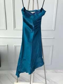 Daniel Yam Cocktail Tube Dress