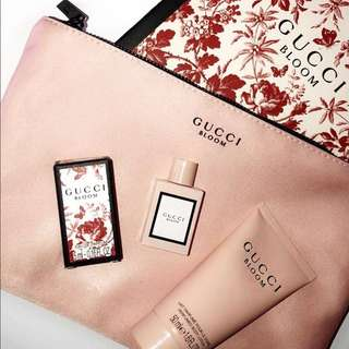 Gucci Bloom Free-gift Pouch