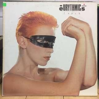 Eurythmics Touch vinyl lp