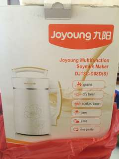Joyoung Multifunction Soymilk Maker DJ13C-D08D(S)