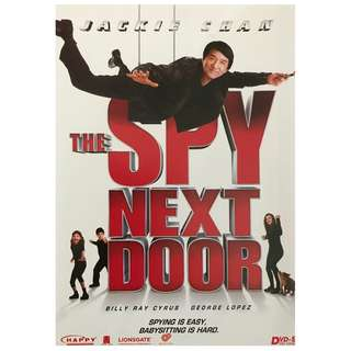 DVD - THE SPY NEXT DOOR