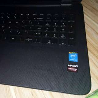 Hp laptop core i3 4th gen