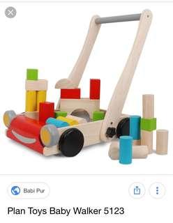 Baby walker Plan Toys