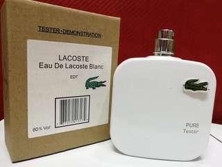 Lacoste White (Tester Box)
