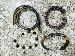 Preloved bangles/bracelet