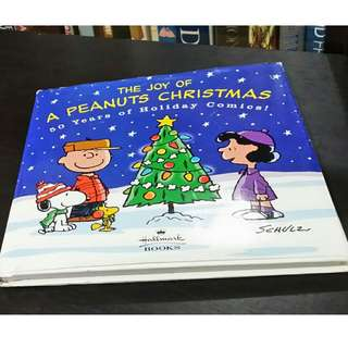 Snoopy Book: The Joy of a Peanuts Christmas (HB)