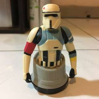 Topper Tumblr Star Wars from XXI, The Rogue One - Shoretrooper