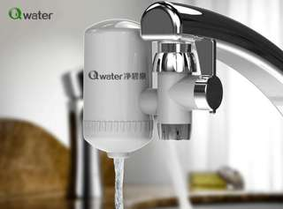 Spot direct quality household faucet water purifiers Leading 06 diatomite water purifier