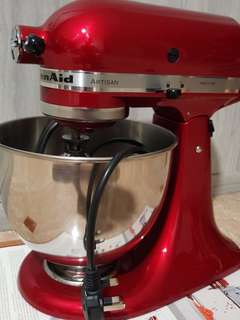 [For Rent] Kitchen Aid Mixer