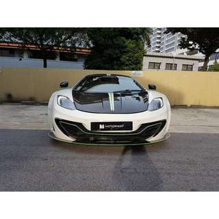 MCLAREN MP4-12C 3.8 AT ABS AIRBAG