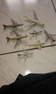 早期模型飛機