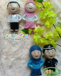 Hafiz/Hafizah Junior seri dokter&pilot