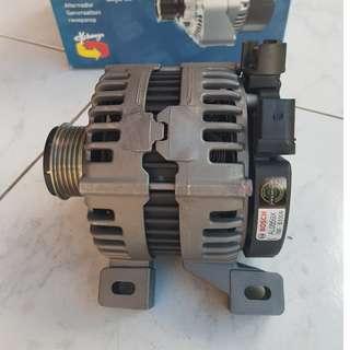 Bosch AL0859X 150 Amp Alternator 2007 - 2010 Volvo V50 S40 C30 C70 (Brand New)