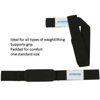 Padded Lifting Straps (wrist wraps)