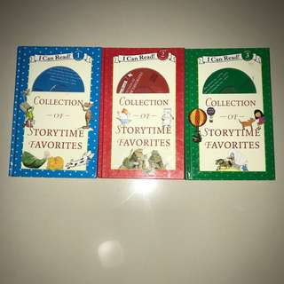 I Can Read! Collection of Storytime favourites