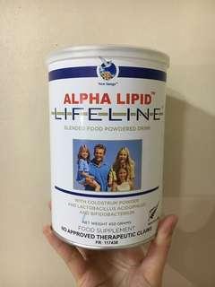 Alpha Lipid Lifeline Colostrum