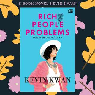 PREMIUM : E-BOOK PDF NOVEL RICH PEOPLE PROBLEM