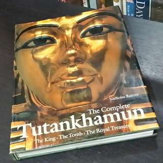 The Complete Tutankhamun (HB)