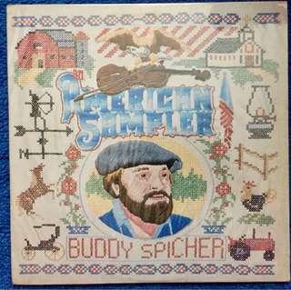 Buddy Spicher Vinyl lp