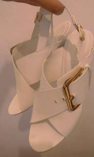 Charles & Keith wedges sandals.