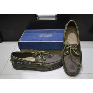 Sebago Docksides Authentic Original Leather Size 43 (Not Sperry)