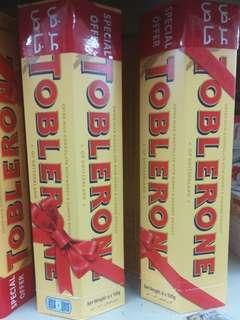 Toblerone (6 x 100g)