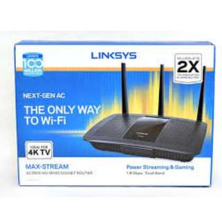 Linksys Maxstream EA7500 AC1900 Router