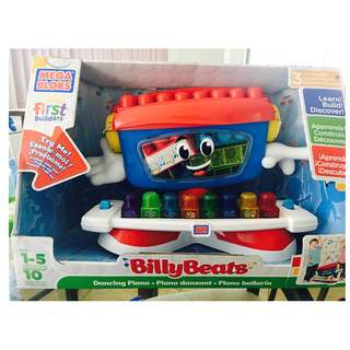Mega Bloks Billy Beats