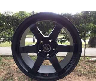 17in PCD 5-114.3 Original Rota Rims On Sale