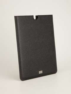 Dolce Gabbana leather iPad tablet case sleeve cover rrp$299
